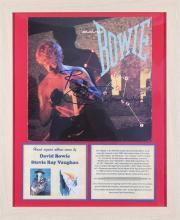 David Bowie/ Stevie Ray Vaughn