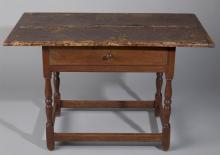 Mid 18th Century New England Tavern Table
