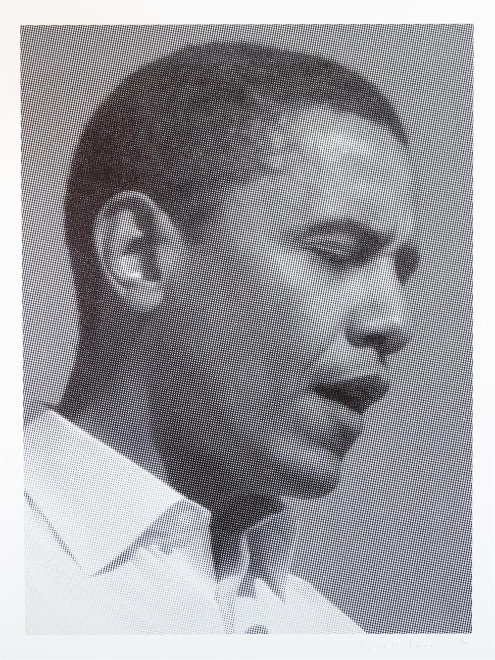 Russell Young, New York/England (b. 1960), Barack Obama, 2008, screenprint, ed. 8/20, 45 x 35 inches