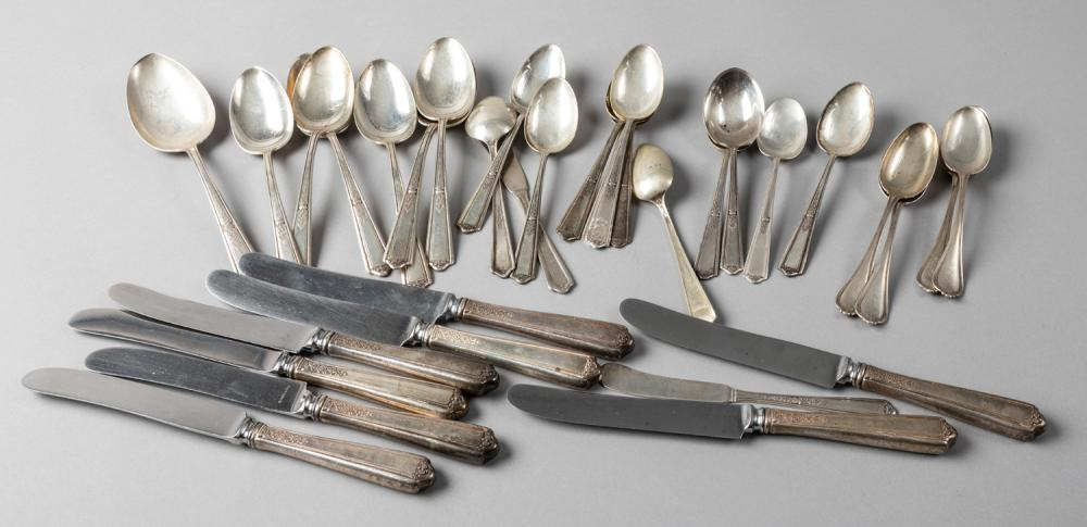 Selection of Sterling Silver Flatware by Towle