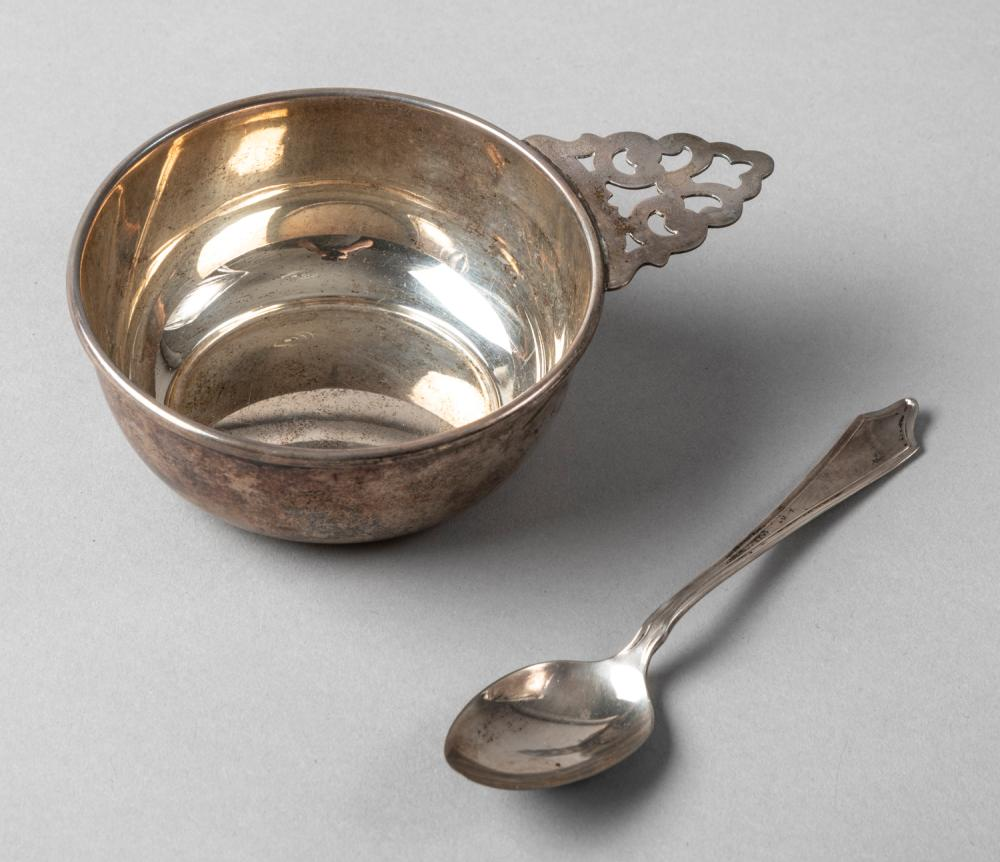 American Child's Sterling Silver Gift Set, Early 20th Century