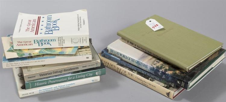 Collection of 11 books including St