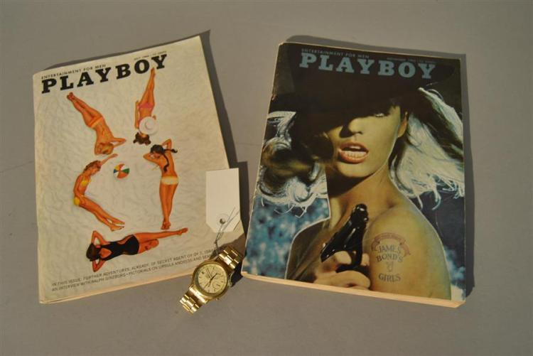 1965 Playboy Magazines 12 Issues Complete Year Vintage