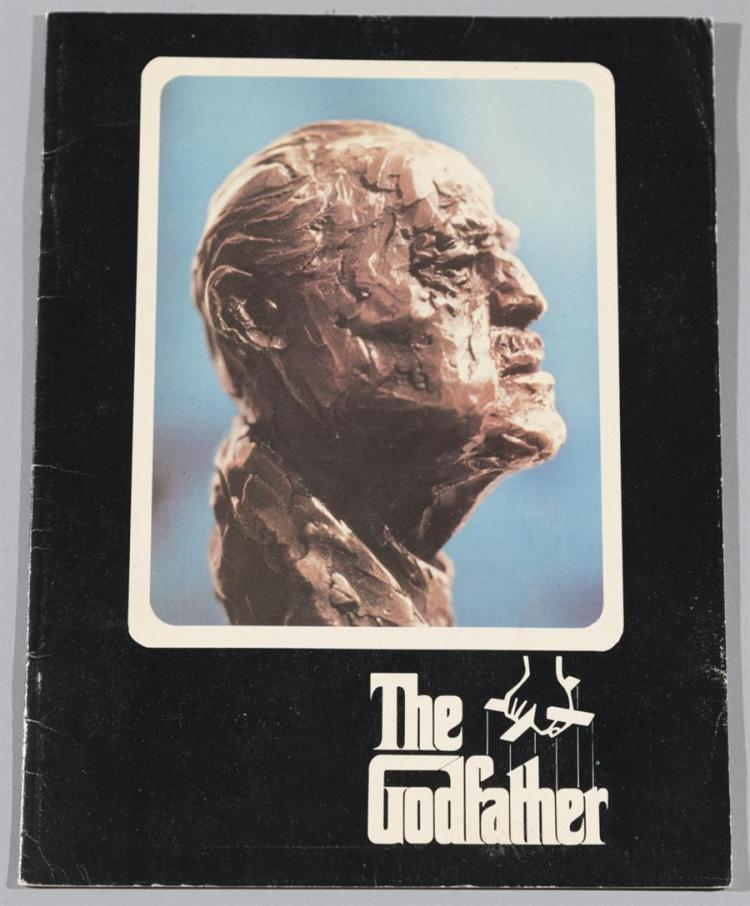 The Godfather, movie program