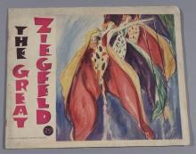 The Great Zigfeld, 1936 MGM, original movie program.