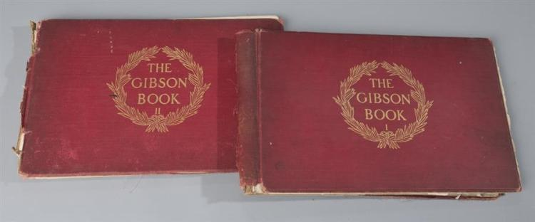 The Gibson Book, vol. I and II