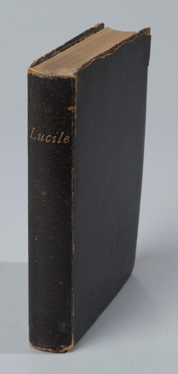 Meredith, Owen:  Lucille, 1889, Frederick A