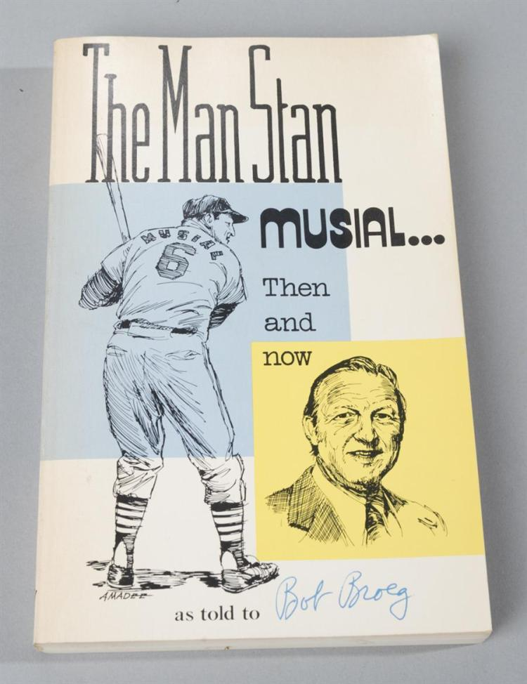 The Man Stan Musial
