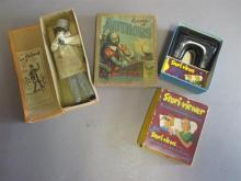 Three pieces: Stori-viewer, Le Pochard and Game Of Authors all in original boxes