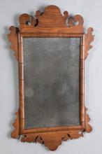 Antique American Federal Wall Mirror
