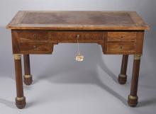 Antique Biedermeier Writing Desk