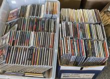 450 assorted Jazz and Blues CD's