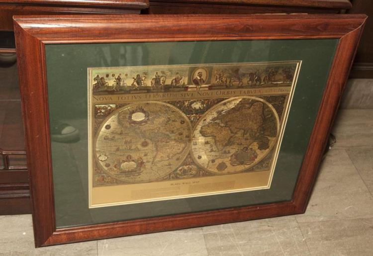 """""""blaeu Wall Map"""" Decorative Map Of The World, Framed. Dining Room Tables Ikea. Party Decorations Nyc. Ceiling Lights Decorating Ideas. Flower Arrangements For House Decor. Decorating Ideas For Entry Hall. Hotel With Jacuzzi In Room Indianapolis. Daycare Decorations. Decorative House Flags"""