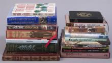 A varied assortment of books: signed works include: Unhappy Hunting Ground, Eccleston; Billy Mills: Lessons of Lakota; Doris Coke...