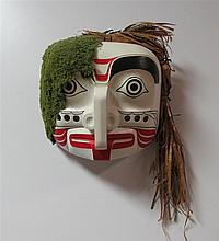 Shawn Karpes (b.1968) Canadian, Spirit Mask