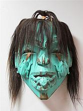 Barry Scow (b. 1964) Northwest Coast Mask