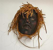 Modern Northwest Coast Mask