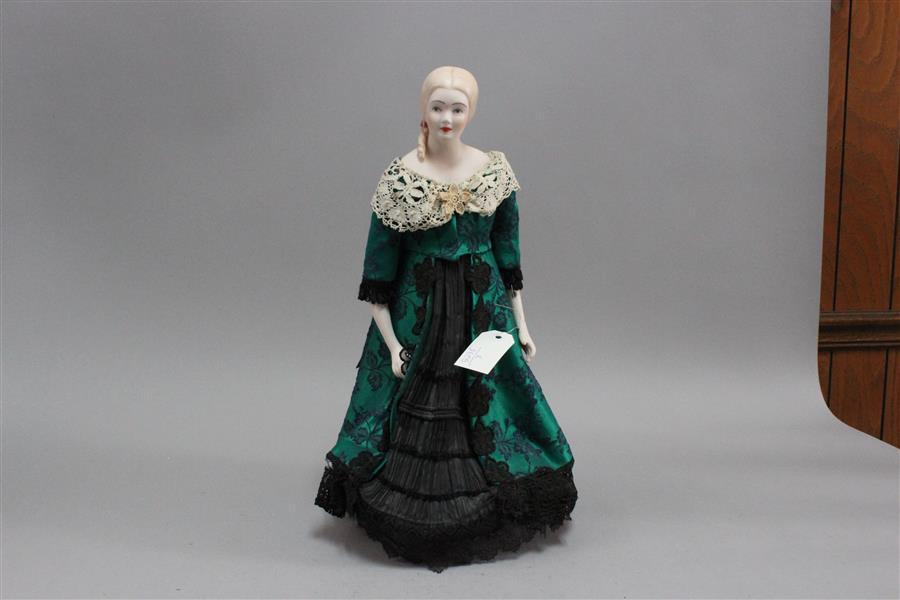 Reproduction 18 inch Doll