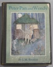 Barrie, J.M.: Peter Pan and Wendy, 1926, Charles Scribner''s Sons, New York