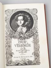 Mitford, Mary Russell: Our Village, signed; Published by George G. Harrap & Co., London, 1947,