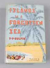 Bulpin, T. V.: Islands in a Forgotten Sea; Howard Timmins, 1958, 1st edition, with dust jacket, good condition.