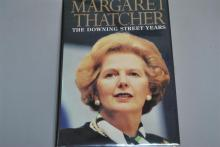 Thatcher, Margaret: The Downing Street Years, 1993, first edition, signed by Margaret Thatcher