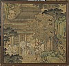 Chinese Framed Painting, Bingzhen Jiao, Click for value