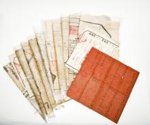 Thirteen Pieces of Land Title Documents