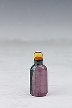 Tourmaline Snuff Bottle