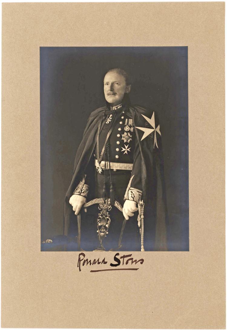 Ronald Storrs