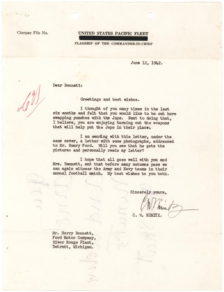 Admiral Nimitz: