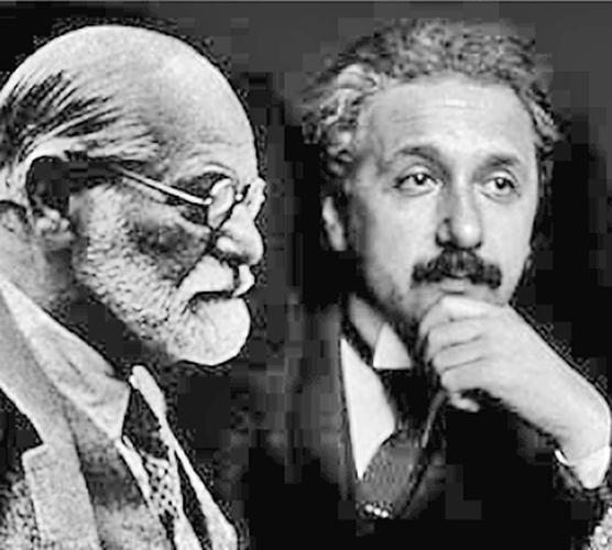 Einstein to Freud Protégé, Theodor Reik about Freud: