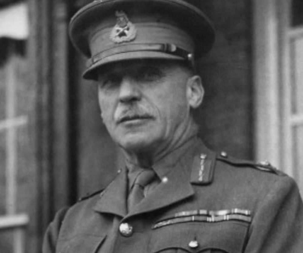 Anti-Semitic Commander of British Forces in Palestine & Trans-Jordan Condemns Menachem Begin