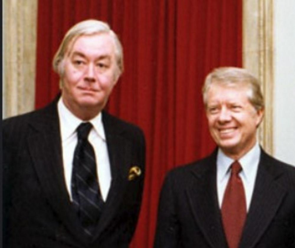 """President Carter Mourns Death of Senator Moynihan: """"A brilliant, compassionate, and courageous statesman…"""""""