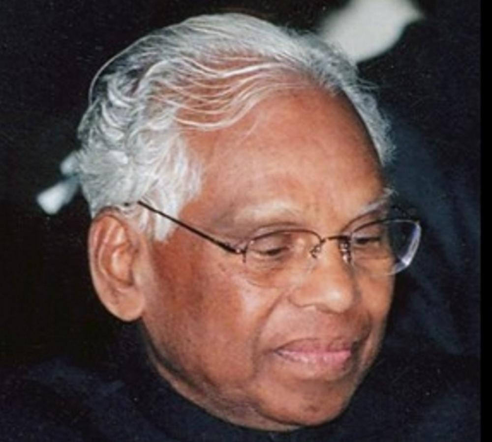 """Indian President Narayanan on the Passing of Political Scientist Charles Blitzer: """"We in India will miss his beneficent influence in the Senate and his frank and forthright interventions"""""""