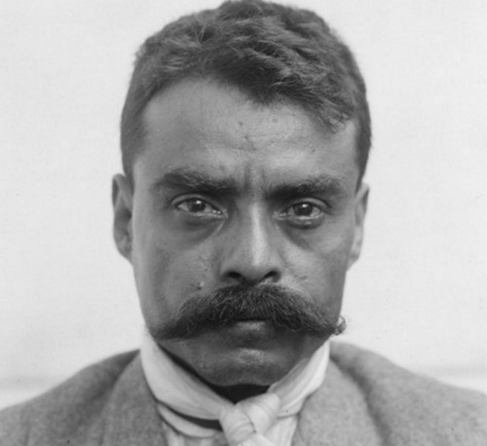 Zapata Establishes Law & Order from Tlaltizapan HQ