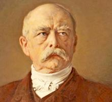 Lengthy Bismarck Autograph Letter Signed, Germany's First Chancellor
