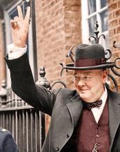 Winston Churchill Writes Lloyds Bank on a Financial Matter