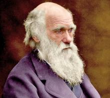 Charles Darwin Autograph Envelope to Charles Jecks, a Darwin Defender