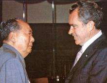 President Nixon Thanks for Support of his Diplomatic Efforts in China, One Week before his Historic Trip