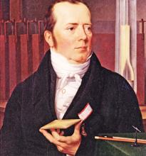 Øersted, the Founder of Electromagnetism, Praises a Norwegian Student and Future Lutheran Pastor