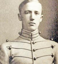 West Point Cadet Patton Declares: