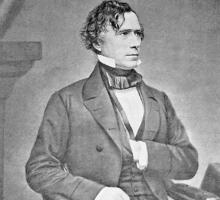 Historic Franklin Pierce ALS on Kansas and Slavery