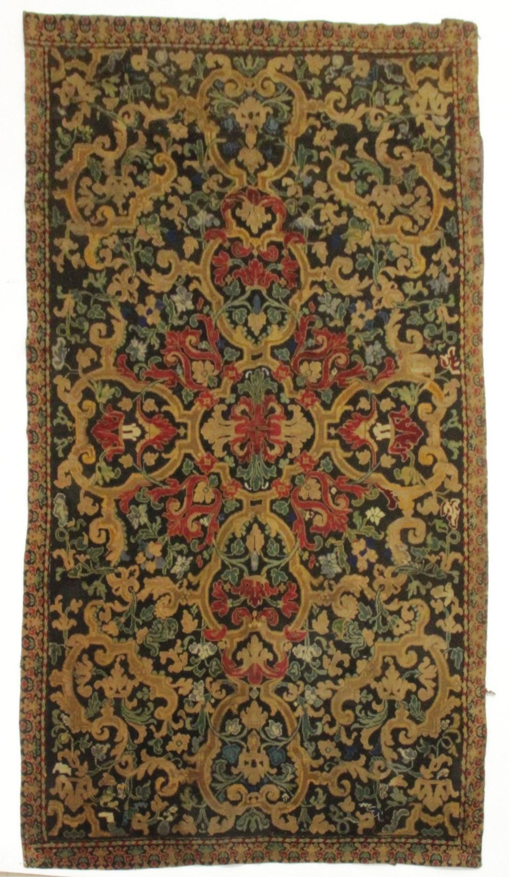 19TH C TAPESTRY