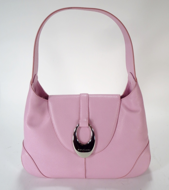 Bvlgari Lavender Shoulderbag