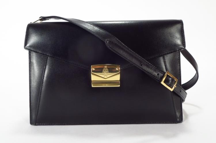 Mark Cross Black Shoulderbag