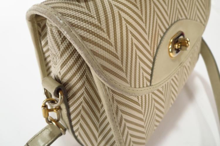 Mark Cross Vintage Leather Crossbody Purse