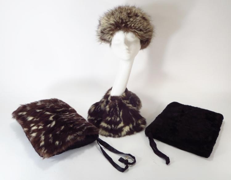 Vintage Fur Accessories