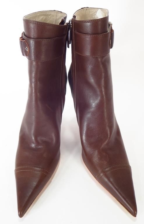 Christian Dior Short Boots