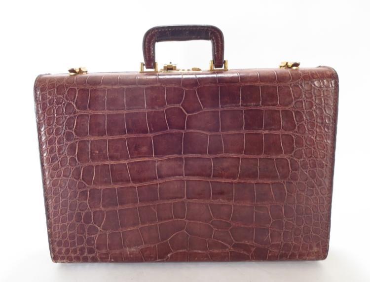 Alligator Briefcase